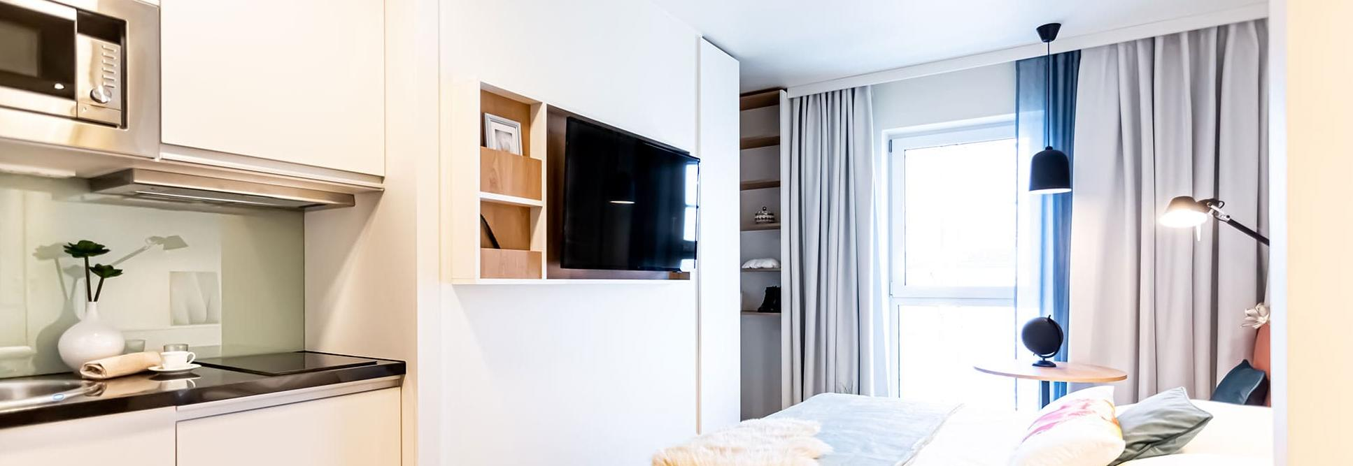 Serviced Apartment Mannheim SMARTments business