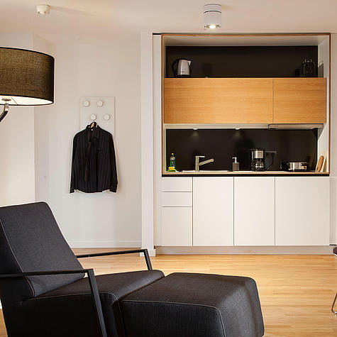 SMARTments business Hamburg Apartment